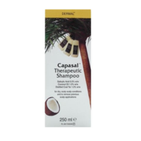 Capasal Therapeutic Shampoo - 250ml twin pack