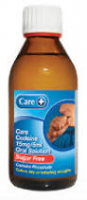 Care Codeine Linctus 200ml (Suger Free)